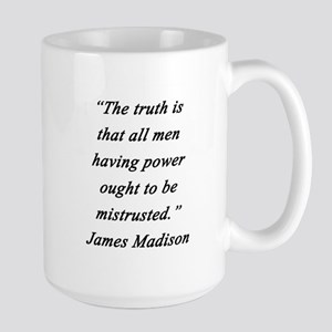 Madison - Mistrust Power Mugs