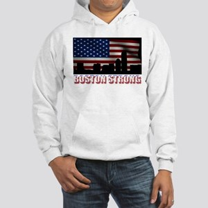 Boston Strong Hoodie (Light)