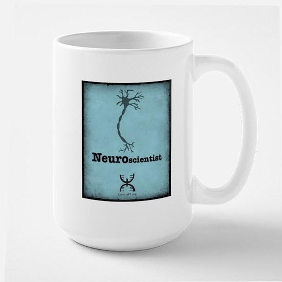 Neuroscientist Large Mug