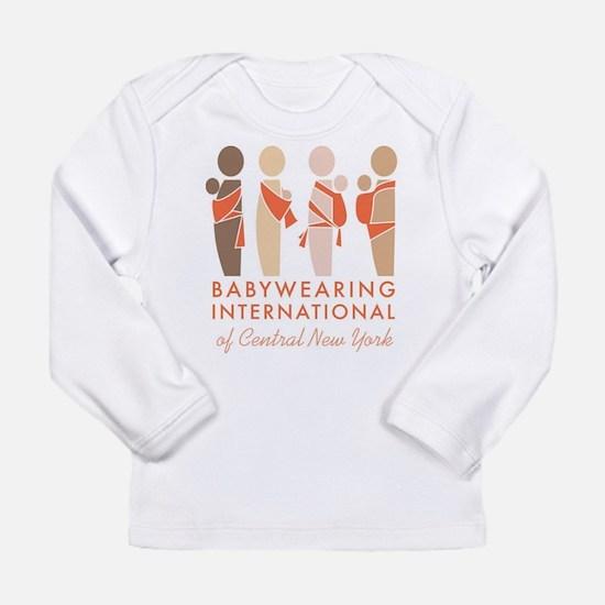 Babywearing International of CNY Logo Long Sleeve