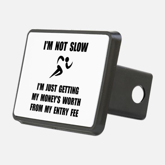 Slow Run Fee Hitch Cover