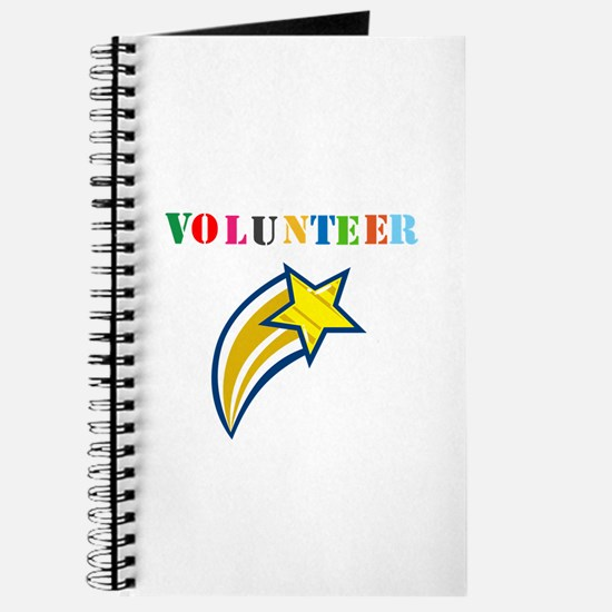 VOLUNTEER TWOSTARS DESIGN. STAR. Journal