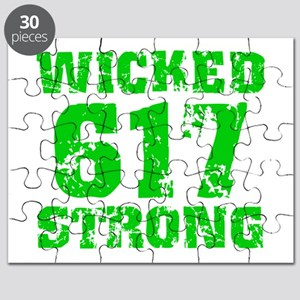 Wicked 617 Strong Puzzle
