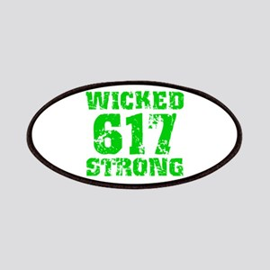 Wicked 617 Strong Patches