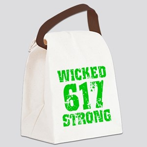 Wicked 617 Strong Canvas Lunch Bag