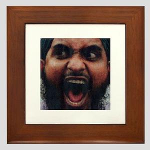 AbdulLateef Framed Tile