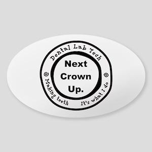 Next Crown Up. Sticker