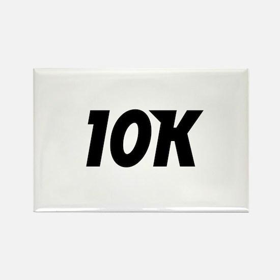 10K Rectangle Magnet