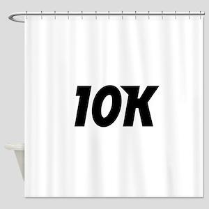 10K Shower Curtain