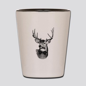 Stag Shot Glass