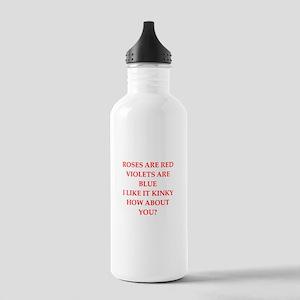 poem Water Bottle