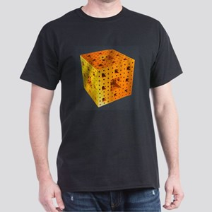 Orange Menger Sponge Dark T-Shirt