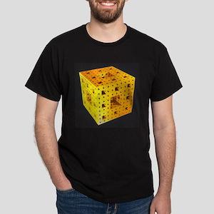 Yellow Menger Sponge Dark T-Shirt