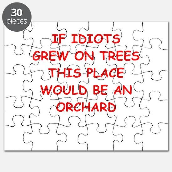 idiots Puzzle