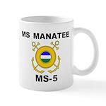 MS Manatee Mug