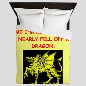 delusional Queen Duvet