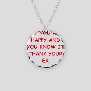 divorce Necklace