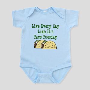 Taco Tuesday Infant Bodysuit