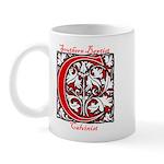The Scarlet Letter Mug