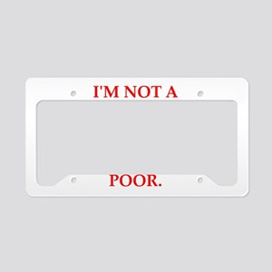 cheap License Plate Holder