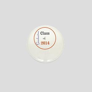 Graduation Class of 2014 Mini Button