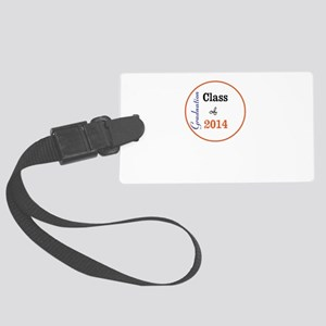 Graduation Class of 2014 Luggage Tag