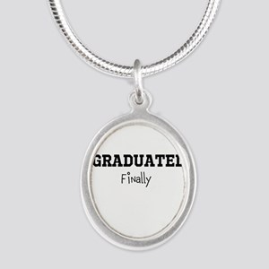 I Graduated...Finally Necklaces