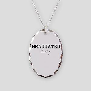 I Graduated...Finally Necklace
