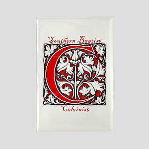 The Scarlet Letter Rectangle Magnet