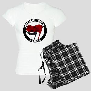 Antifa Logo Pajamas