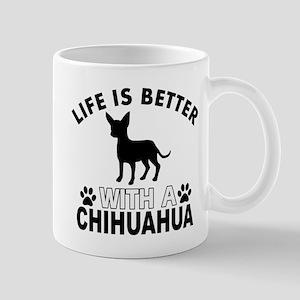 Chihuahua vector designs Mug