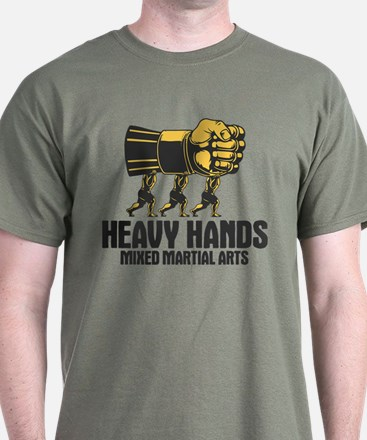 Heavy Hands MMA T-Shirt