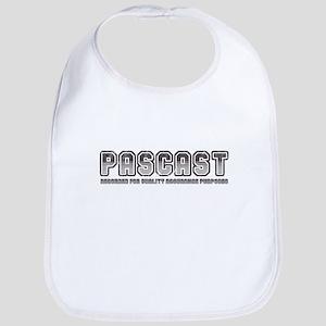 PASCast Logo Bib