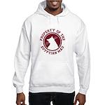 Egyptian Mau Hooded Sweatshirt