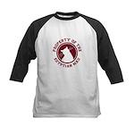 Egyptian Mau Kids Baseball Jersey