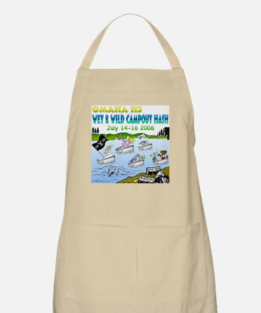 2006 Omaha Campout Hash BBQ Apron