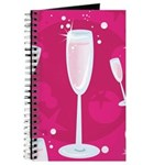 Champagne Wishes Journal