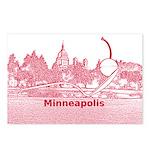 Minneapolis Postcards (Package of 8)