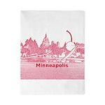 Minneapolis Twin Duvet