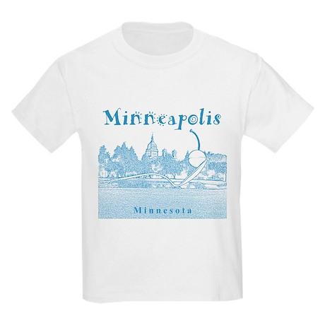 Minneapolis Kids Light T-Shirt