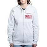 Minneapolis Women's Zip Hoodie