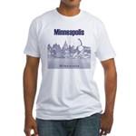Minneapolis Fitted T-Shirt