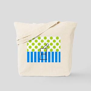 pharmacist 3 green Tote Bag