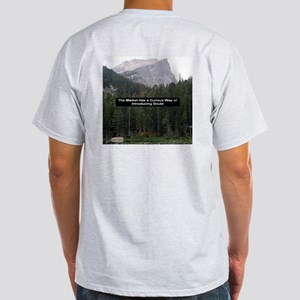 High Doubt:  Ash Grey T-Shirt