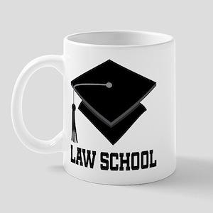 Law School Graduation Mug