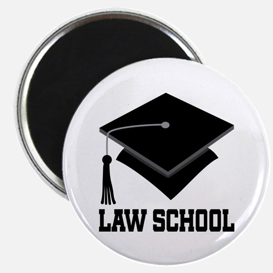 Law School Graduation Magnet