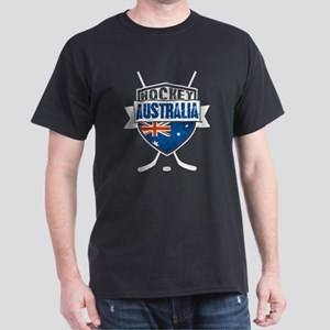 Australian Ice Hockey Shield T-Shirt