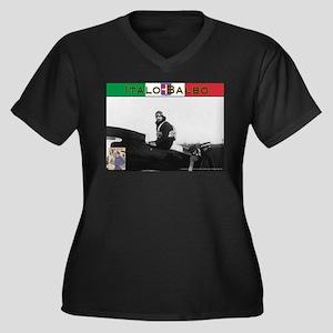 Italo Balbo Plus Size T-Shirt