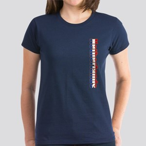 Netherlands Women's Dark T-Shirt