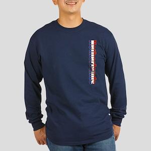 Netherlands Long Sleeve Dark T-Shirt
